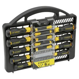 Stanley 34 Piece Screwdriver Set