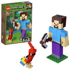 LEGO Minecraft Steve Big Fig Action Figure Set - 21148