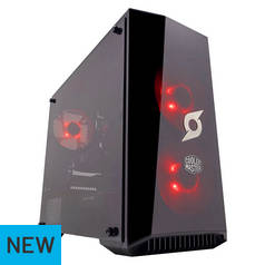 Stormforce Onyx Ryzen 5 8GB 120GB 1TB GTX1060 Gaming PC