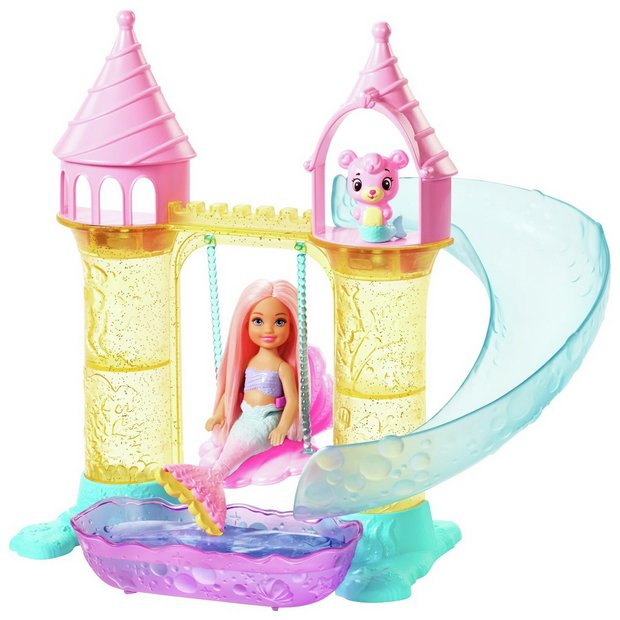 Buy Barbie Chelsea Doll Mermaid Playset Dolls Argos