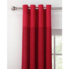 Argos Home Dublin Unlined Eyelet Curtains
