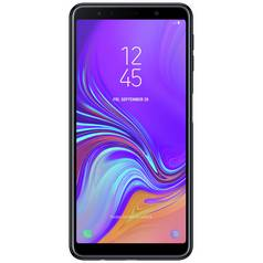 SIM Free Samsung Galaxy A7 64GB Mobile Phone - Black