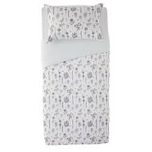 Argos Home Outline Floral Printed Bedding Set