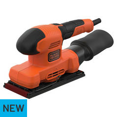 Black & Decker 1/3 Sheet Finishing Sander - 150W
