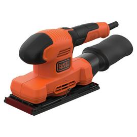Black + Decker 1/3 Sheet Finishing Sander - 150W