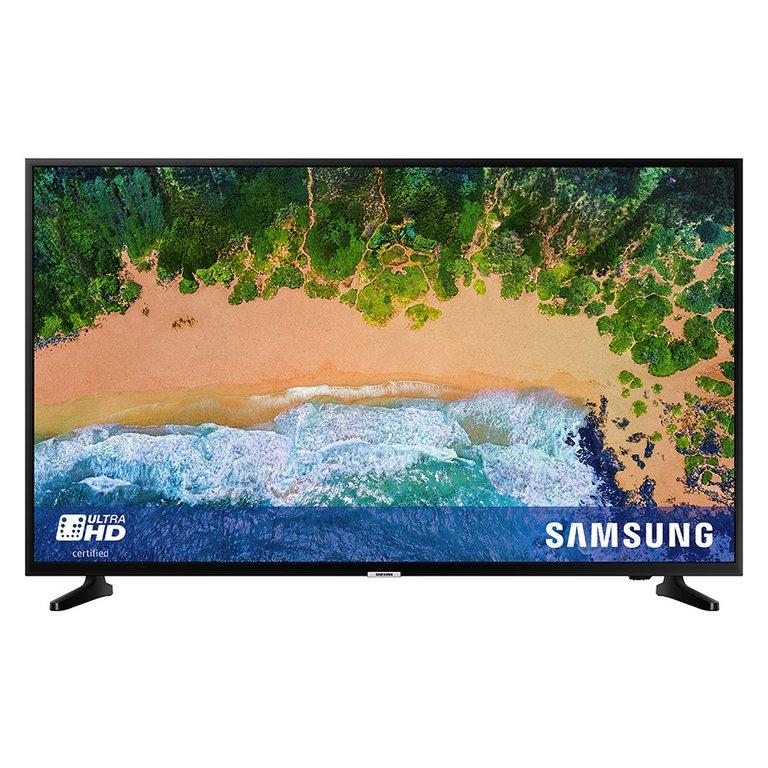 samsung 50 4k f3983f76f114b samsung nu7020 50 4k ultra hd flat led smart tv glossy black