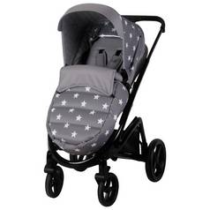 My Babiie MB300 Grey Stars Pushchair