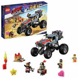 LEGO Movie 2 Emmet and Lucy's Escape Buggy Playset - 70829
