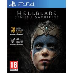 Hellblade: Senua's Sacrifice PS4 Pre-Order Game