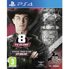 8 To Glory: Bull Riding PS4 Pre-Order Game