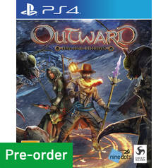 Outward PS4 Pre-Order Game