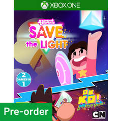 Steven Universe Combo Pack Xbox One Pre-Order Game