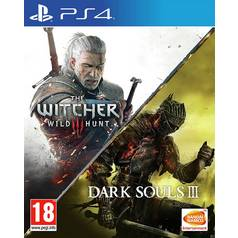 The Witcher 3 & Dark Souls 3 Compilation PS4 Pre-Order Game