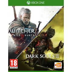 Witcher 3 & Dark Souls III Bundle Xbox One Pre-Order Game