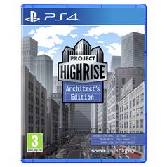 Project Highrise: Architect Edition PS4 Pre-Order Game