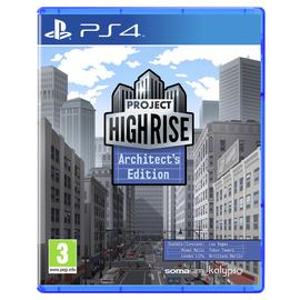 Project Highrise: Architect Edition PS4 Game