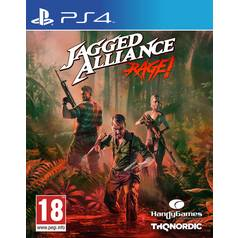 Jagged Alliance: Rage PS4 Pre-Order Game