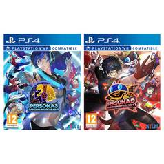 Persona 3 & 5: Endless Night Collection PS4 Game