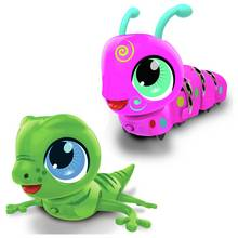 Build-a-Bot Mini Inchworm and Gecko Assortment