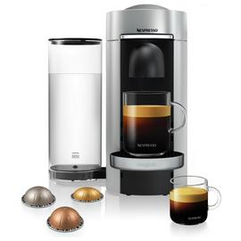 Nespresso by Magimix Vertuo Pod Coffee Machine - Silver