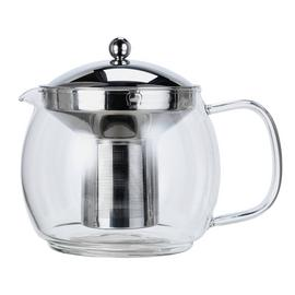 Argos Home Round Glass Teapot