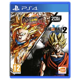Dragon Ball FighterZ & Xenoverse 2 PS4 Game