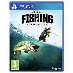 Pro Fishing Simulator PS4 Game