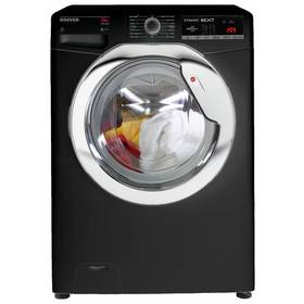 Hoover DXOA 610HCB 10KG 1600 Spin Washing Machine - Black