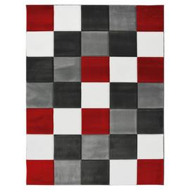 Daytona Check Rug