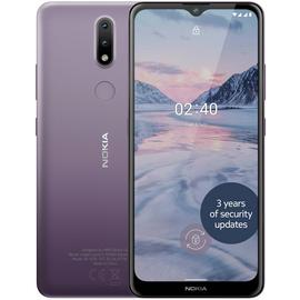 SIM Free Nokia 2.4 32GB Mobile Phone - Purple