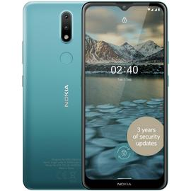 SIM Free Nokia 2.4 32GB Mobile Phone - Blue