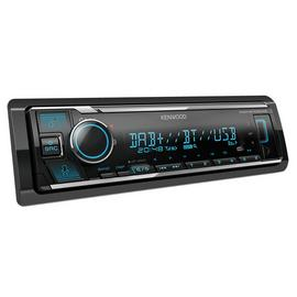 Kenwood KMM-BT506DAB Bluetooth DAB Car Stereo