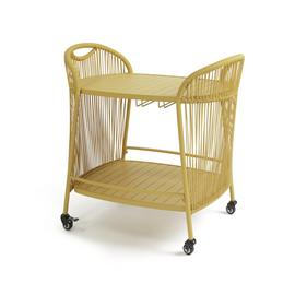 Habitat Nordic Spring Trolley - Yellow