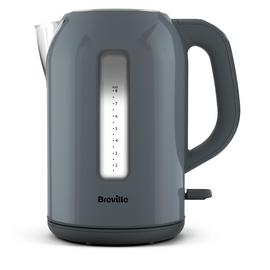Breville IKT197 Illuminated Stainless Steel Kettle - Grey