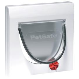 PetSafe Staywell Classic 4 Way Locking Cat Flap - White