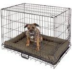 more details on Double Door Pet Cage - Medium.