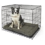 more details on Double Door Pet Cage - Large.