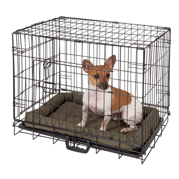 Small Dog Cage Argos