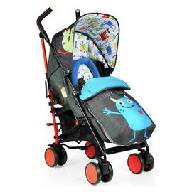 Cosatto Supa 2018 Stroller - Monster Mob