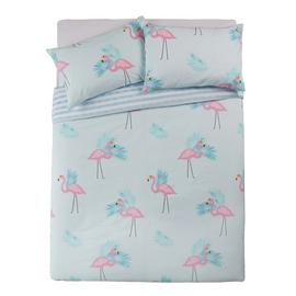 Argos Home Miami Beach Bedding Set - Kingsize