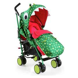 Cosatto Supa 2018 Stroller - Dino Mighty