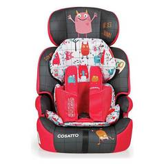 Cosatto Zoomi 1 Group 123 Car Seat - Monster Miss
