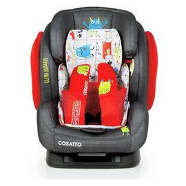 Cosatto Hug Group 1/2/3 ISOFIX Car Seat - Monster Mob