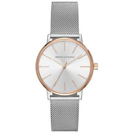 Armani Exchange AX5537 Ladies' Stainless Steel Watch