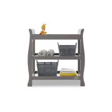 Obaby Stamford Open Changing Unit - Taupe
