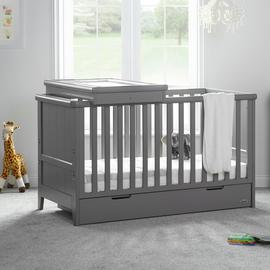 Obaby Belton Multi Top Changer - Taupe Grey