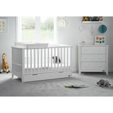 Obaby Belton 2 Piece Room Set - White