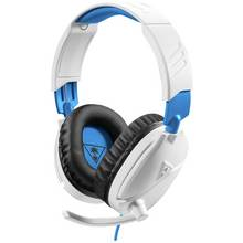 Turtle Beach Recon 70P PS4, Xbox One, PC Headset - White