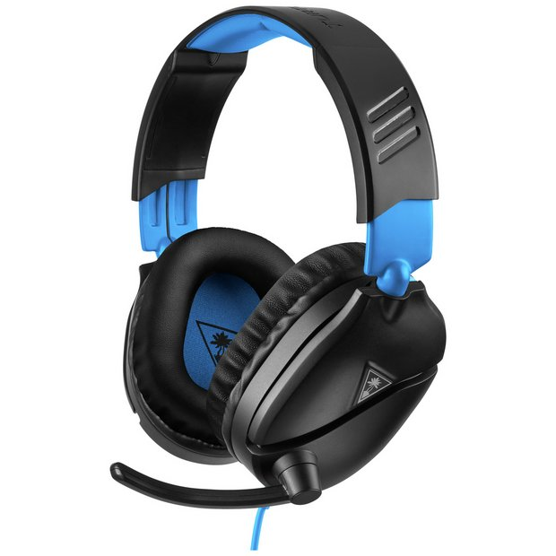 Buy Turtle Beach Recon 70P PS4, Xbox One, PC Headset Black | Gaming headsets | Argos