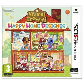 Animal Crossing: Happy Home Designer 3DS Game